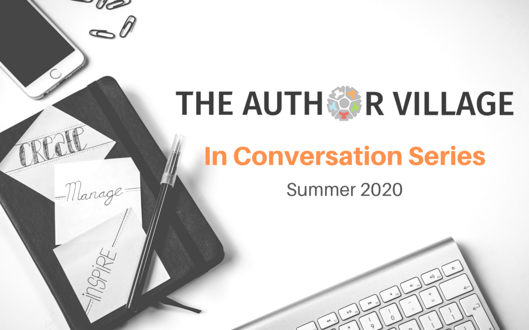 Introducing This Summer's IN CONVERSATION Series!
